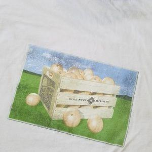 Shirts - Blue Moon Brewing Co. Ringer T-shirt